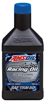 AMSOIL DOMINATOR 15W-50 Racing Oil 946mL